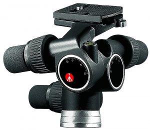 Manfrotto 3-suunaline pea Geared 405