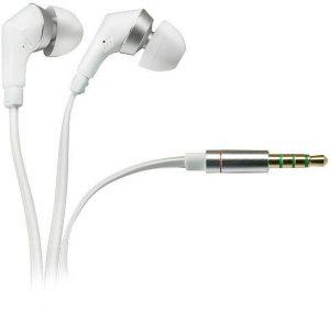Vivanco kõrvaklapid + mikrofon HS 200 WT, valge (31438)