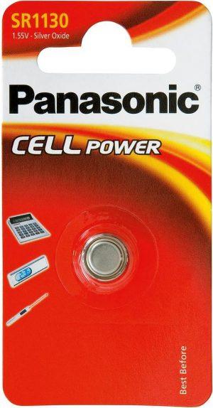 Panasonic patarei SR1130EL/1B