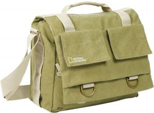 National Geographic õlakott Medium Messenger Bag, khaki (NG2476)