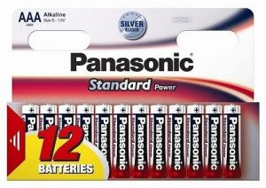 Panasonic patarei LR03SPS/12B