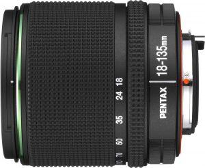 smc Pentax DA 18-135mm f/3.5-5.6 ED AL (IF) DC WR objektiiv