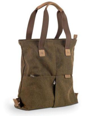 National Geographic õlakott Medium Tote Bag, pruun (NG A8220)