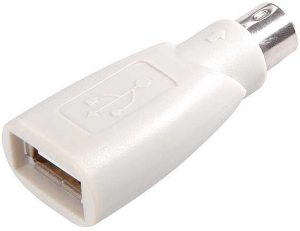 Vivanco adapter USB - PS2 (45264)