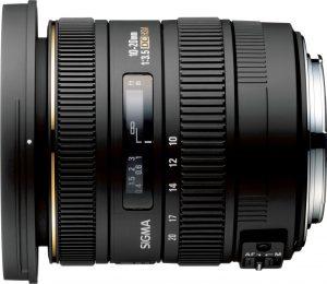 Sigma 10-20mm f/3.5 EX DC HSM objektiiv Nikonile