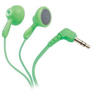 Vivanco kõrvaklapid BUD4043, roheline (27078)