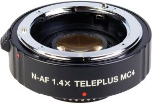 Kenko telekonverter Teleplus MC4 AF 1,4x DGX Nikonile