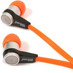 Omega Freestyle kõrvaklapid + mikrofon FH2110, oranž