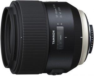 Tamron SP 85mm f/1.8 Di VC USD objektiiv Nikonile