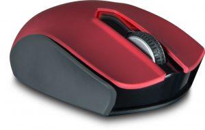 Speedlink hiir Exati Wireless, must/punane (SL-630008-BKRD)