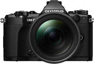 Olympus OM-D E-M5 Mark II + 12-40 Pro Kit, must