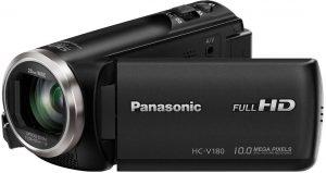 Panasonic HC-V180, must