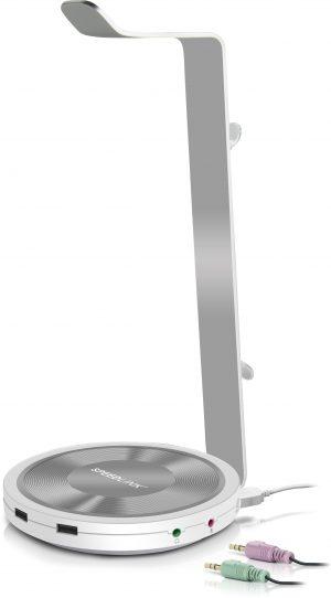 Speedlink kõrvaklapihoidik Estrado, valge (SL-800102-WE)