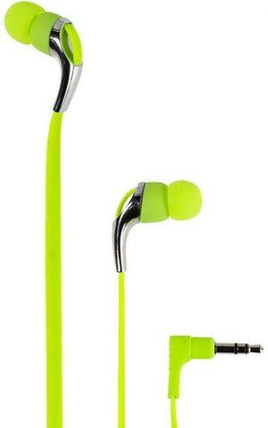 Vivanco kõrvaklapid Neon Buds, kollane (37304)