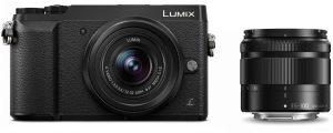 Panasonic Lumix DMC-GX80 + 12-32mm + 35-100mm Kit, must