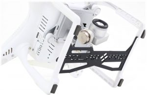 PolarPro gimbali kaitse DJI Phantom 3 (PGMBL-GRD-P3)