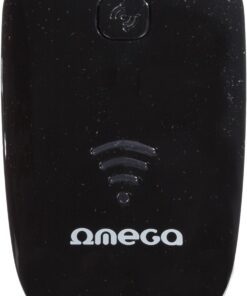 Omega Wi-Fi repeater 300Mbps, must (42299)