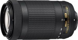Nikon AF-P Nikkor 70-300mm f/4.5-6.3 G ED DX objektiiv