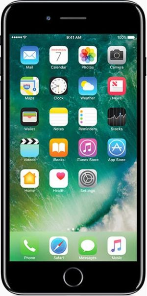 Apple iPhone 7 Plus 128GB, jet black
