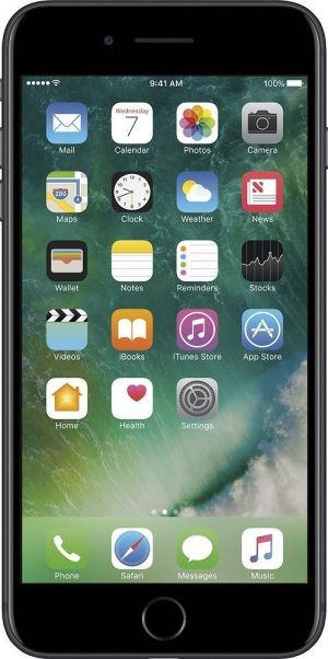 Apple iPhone 7 Plus 128GB, black