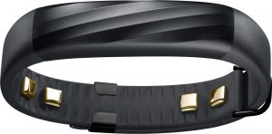 Jawbone aktiivsusmonitor UP3 Twist, must