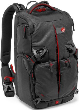 Manfrotto seljakott Pro Light Camera Backpack, must (MB PL-3N1-25)
