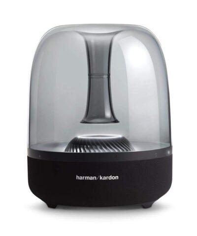 Portable Speaker   HARMAN KARDON   AURA STUDIO 2   Wireless   Bluetooth   HKAURASTUDIO2BLK