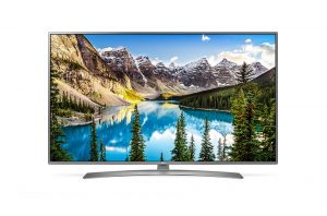 "TV Set | LG | 4K/Smart | 55"" | 3840x2160 | Wireless LAN | Bluetooth | WiDi | webOS | 55UJ670V"