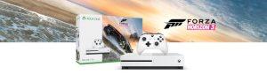 CONSOLE XBOX ONE S 500GB/FORZA HORIZON3 MICROSOFT