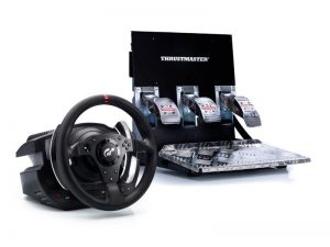 STEERING WHEEL T500 RS/4160566 THRUSTMASTER