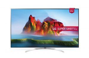 "TV Set | LG | 4K/Smart | 55"" | 3840x2160 | Wireless LAN | WiDi | webOS | 55SJ850V"