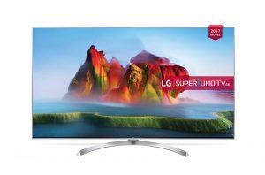 "TV Set | LG | 4K/Smart | 60"" | 3840x2160 | Wireless LAN | Bluetooth | WiDi | webOS | 60SJ810V"