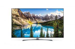 "TV Set | LG | 4K/Smart | 55"" | 3840x2160 | Wireless LAN | Bluetooth | WiDi | webOS | 55UJ7507"