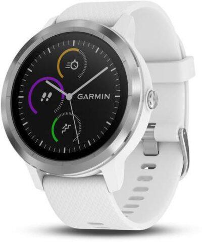 Garmin Vivoactive 3 GPS, valge/hõbedane