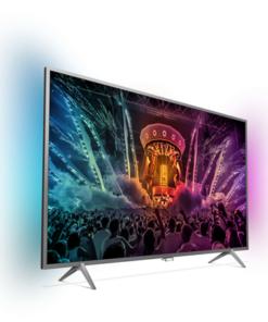 """Teler Philips 6000 series 43PUS6401/12 43"""" (108 cm) Android"""