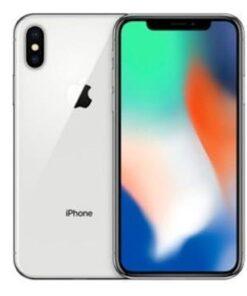 "Smartphone | APPLE | iPhone X | 256 GB | Silver | 3G | LTE | OS iOS 11 | Screen 5.8"" | 1125 x 2436 | Super AMOLED | Single SIM | 1xNano-SIM card tray | 1xLightning | Camera 12MP+12MP | 7MP | Battery 2716 mAh | MQAG2"