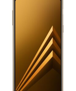 "Smartphone | SAMSUNG | A8 2018 | 32 GB | Gold | OS Android 7.1 | Screen  5.6"" | 1080 x 2220 | Super AMOLED | Dual SIM | 1xAudio-Out | 1xUSB type C | 2xNano-SIM card tray | Camera 16MP | 16MP+8MP | Battery 3000 mAh | SM-A530FZDD"