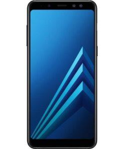 "Smartphone | SAMSUNG | A8 2018 | 32 GB | Black | OS Android 7.1 | Screen  5.6"" | 1080 x 2220 | Super AMOLED | Dual SIM | 1xAudio-Out | 1xUSB type C | 2xNano-SIM card tray | Camera 16MP | 16MP+8MP | Battery 3000 mAh | SM-A530FZKD"