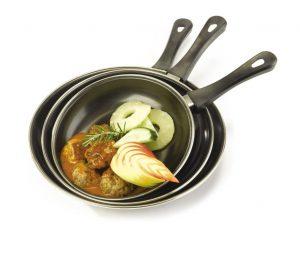 Pannide komplekt 3-osaline 20/26/30cm (Lifetime Cooking)