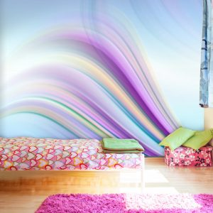 Fototapeet - Rainbow abstract background
