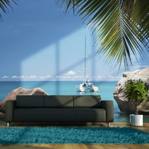 Fototapeet - Seychelles