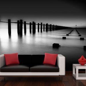 Fototapeet - Thames Estuary at Shoeburyness