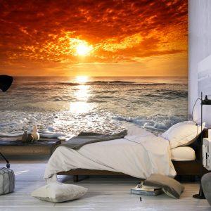 Fototapeet - Marvelous sunset