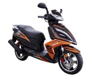 Motoroller Freedo 12 FR12MUSTKO