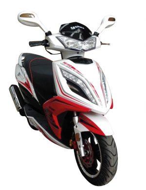 Motoroller Freedo 12 FR12VALPUN