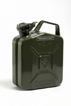 kütusekanister 5L metall  F-5200