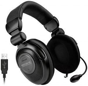 Speedlink kõrvaklapid + mikrofon Medusa NX 5.1 (SL-8795-BK)