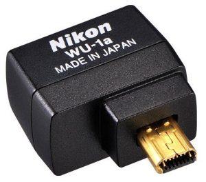 Nikon juhtmevaba adapter WU-1a