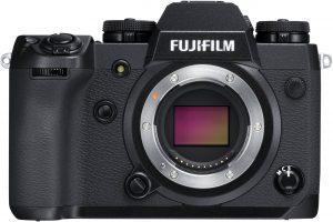 Fujifilm X-H1 kere