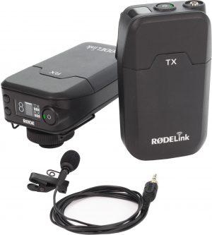 Rode mikrofoni komplekt Rodelink FilmMaker Kit
